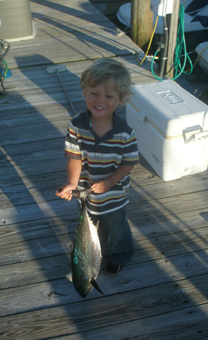 Fishing Charters with Kids